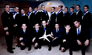 Curso de Azafata de Avión en Valencia (TCP)