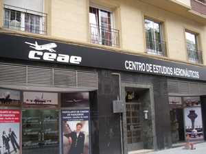 Pleno de aprobados en el Centro de Estudios Aeronáuticos de Zaragoza