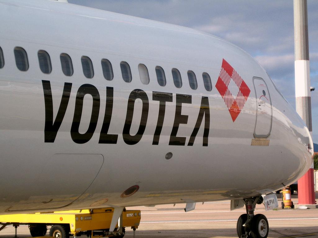Hoy en CEAE hablamos de Volotea