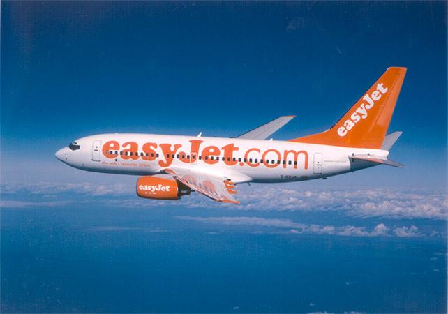 Easyjet despunta como la aerolínea más barata