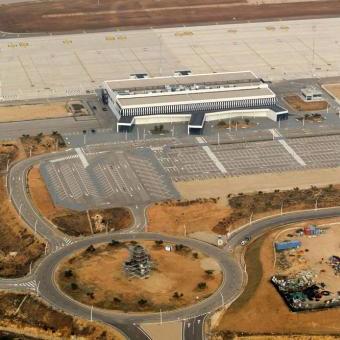 El aeropuerto de Castellón recibirá su primer vuelo antes del final de 2014