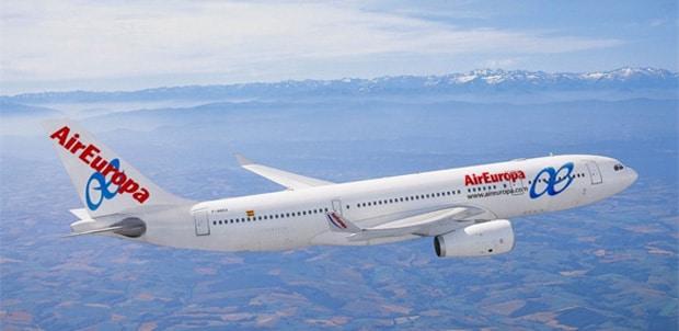 Air Europa, nueva aerolínea asociada de ALTA