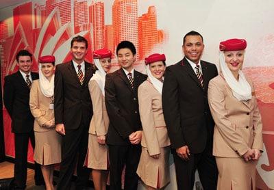 Bolsa de Trabajo para Tripulante de Cabina de Pasajeros en Avianca