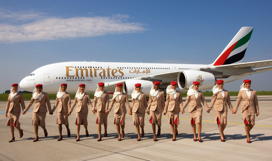 Emirates Airlilnes apuesta por el fútbol, ¡y obtiene beneficios!