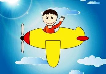 ¿Cuánto cuesta viajar en avión con un bebé?