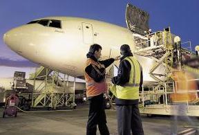 Aumenta el transporte de carga aéreo