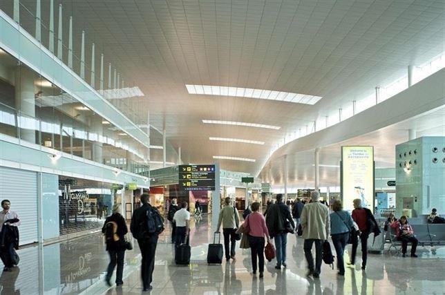 El número de pasajeros en el aeropuerto de Barcelona aumentará en la temporada de invierno