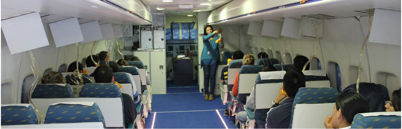 «Mi primer trabajo de auxiliar de vuelo en Emirates», por nuestro alumno Joaquín