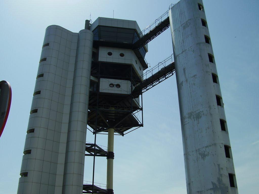 La torre de control del aeropuerto Alicante-Elche
