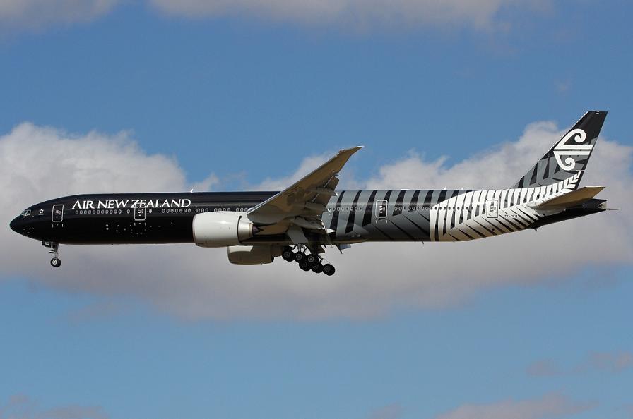 Air New Zealand, premiada como la mejor aerolínea