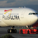 plus ultra lineas aereas tcp auxiliar vuelo