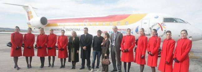 Nuestros alumnos, en la selección de TCP de Air Nostrum en Valencia
