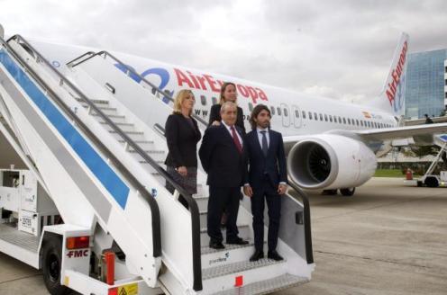 Air Europa creará 190 nuevos puestos de trabajo