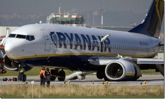 Oferta de empleo de Ryanair: Selección de Tripulantes de Cabina en Valencia, el 30 de octubre