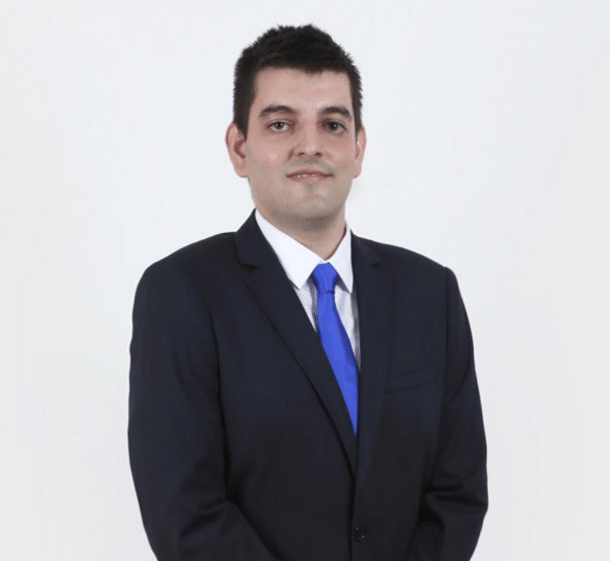 """Antonio (Volotea): """"El sector aeronáutico está avanzando muy rápido y posee un gran futuro""""."""