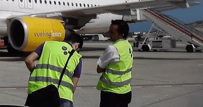 El Aeropuerto de Barcelona sigue aumentado el número de pasajeros durante el primer trimestre de 2016