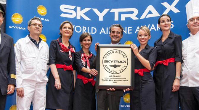 Premios World Airline Awards 2015