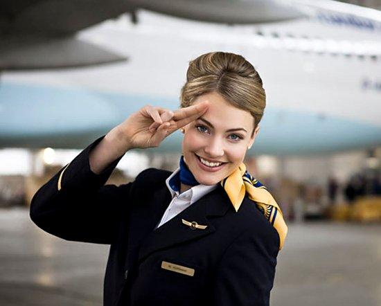 Requisitos en las ofertas de empleo para auxiliares de vuelo TCP