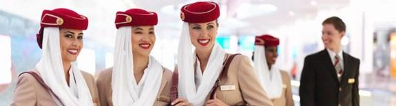 Oferta de empleo para Auxiliar de Vuelo: Emirates busca TCP en Barcelona el 5 de diciembre