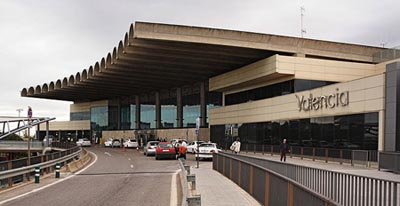 El aeropuerto de Valencia bate récord histórico de pasajeros internacionales en 2015