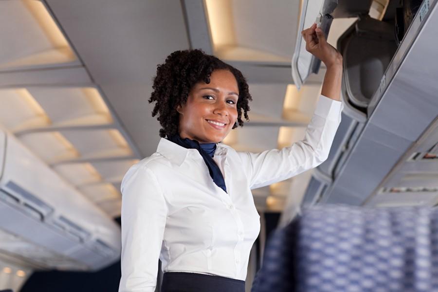 Auxiliar de vuelo requisitos TCP