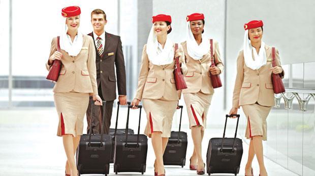Emirates busca Auxiliar de Vuelo en Barcelona el próximo 12 de marzo de 2016