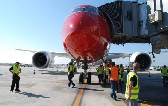 Más vuelos desde el aeropuerto de Barcelona para la temporada de invierno 2018/2019 gracias a Norwegian