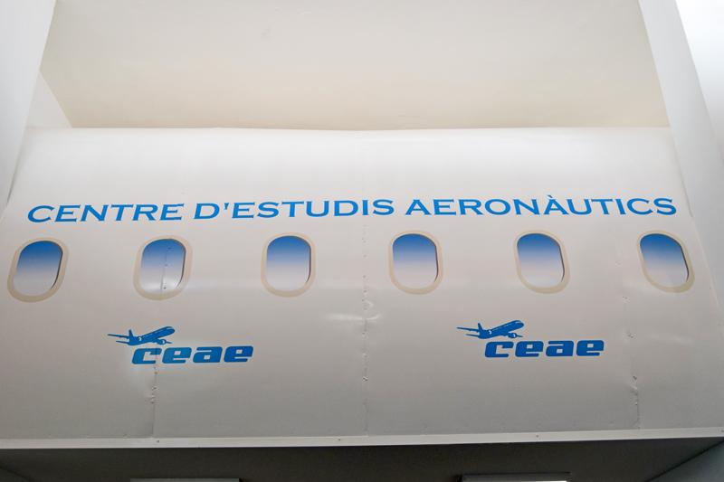 Nuevo curso auxiliar de vuelo TCP en Jerez: ¡Últimas plazas para el curso 2018/19!