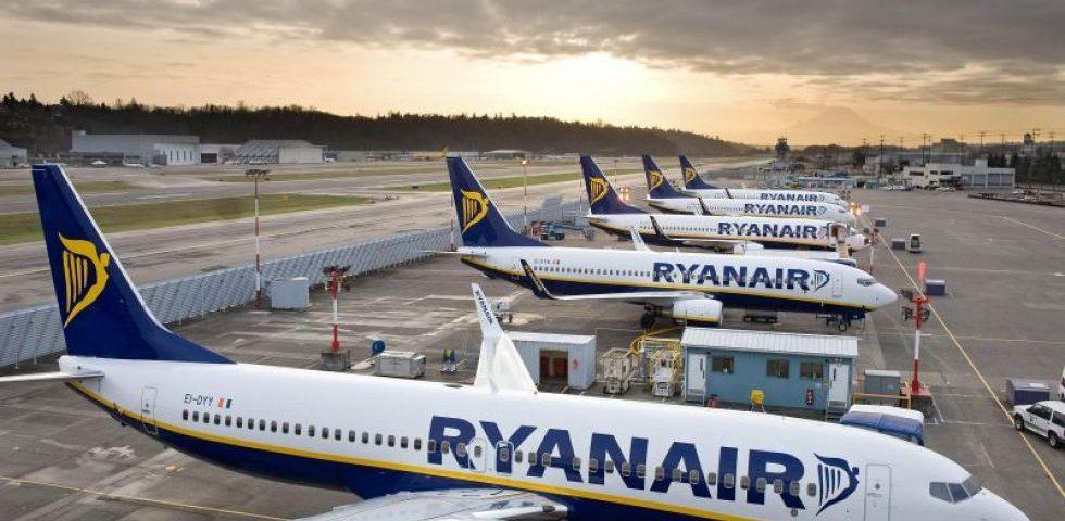 Nuestros alumnos del curso TCP, en la selección de Ryanair en Valencia el pasado 3 de agosto de 2016