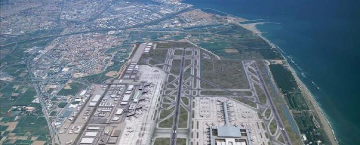 El Aeropuerto de Barcelona-El Prat sigue aumentado en número de pasajeros, superando los 4,7 millones el pasado agosto de 2016