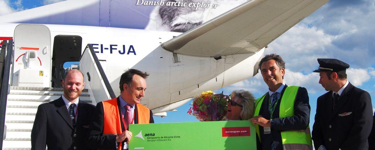 El aeropuerto de Alicante espera a casi 5 millones de pasajeros esta temporada de invierno 2016 – 2017