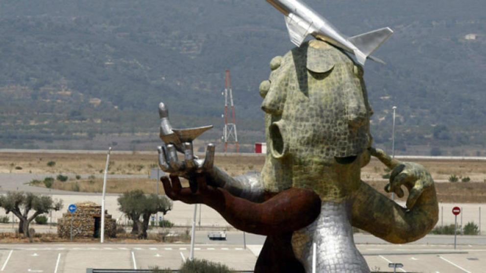 El aeropuerto de Castellón se promociona para aumentar sus rutas en 2016 y 2017