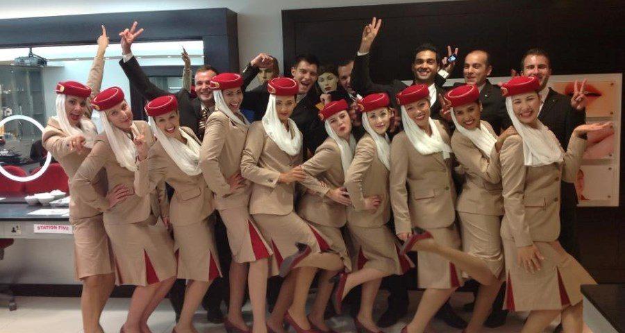 Empleo TCP: Openday de Emirates en Barcelona el próximo 27 de noviembre