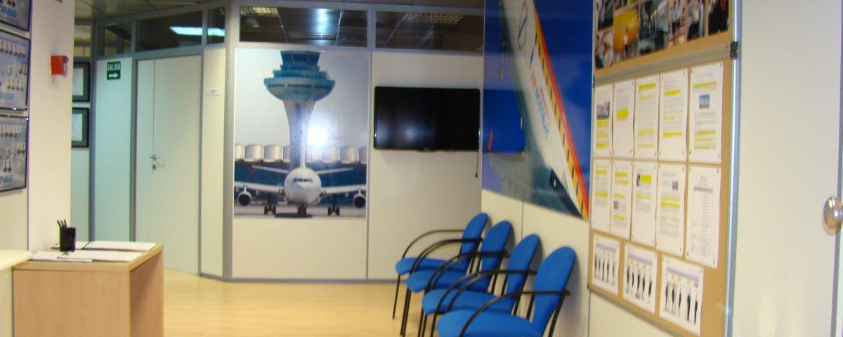 Vídeo: Prácticas del curso Auxiliar de Vuelo TCP – Promoción 182M de Barcelona