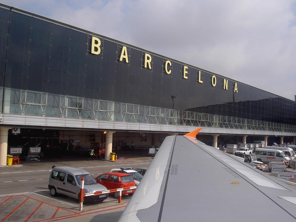Barcelona lidera las subidas entre los principales aeropuertos de Europa durante 2016