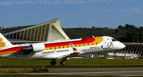 Empleo TCP: Air Nostrum busca Auxiliares de Vuelo en Barcelona el próximo 22 de febrero