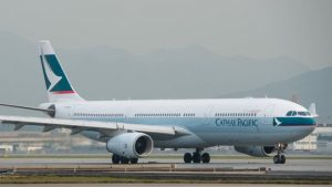 El aeropuerto de Barcelona estrena nueva ruta a Hong Kong en 2017