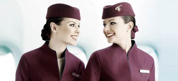 Empleo TCP: Qatar Airways buscará auxiliares de vuelo el 4 de febrero en Barcelona