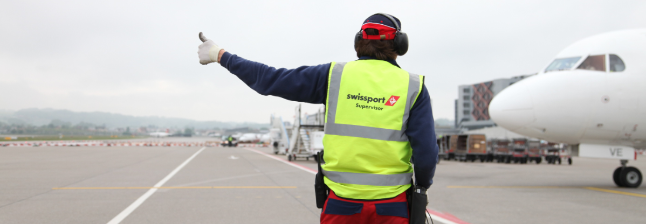 Oferta de empleo en Barcelona: Swissport selecciona Coordinador de Pista