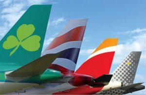 Norwegian, British Airways, Vueling, Iberia y Aer Lingus aumentan sus rutas de largo alcance en el aeropuerto de Barcelona durante 2017