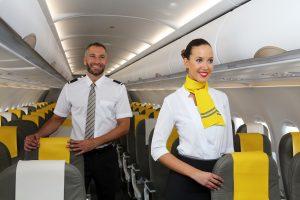 ¿Quieres trabajar en Vueling? Open Day para auxiliares de vuelo en Valencia, el próximo 9 de marzo de 2017