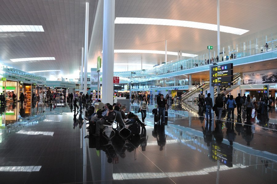 Aumenta el número de pasajeros durante el pasado mes de febrero en Barcelona