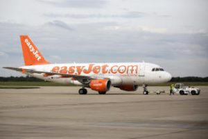 Nueva ruta de Easyjet en el aeropuerto de Valencia