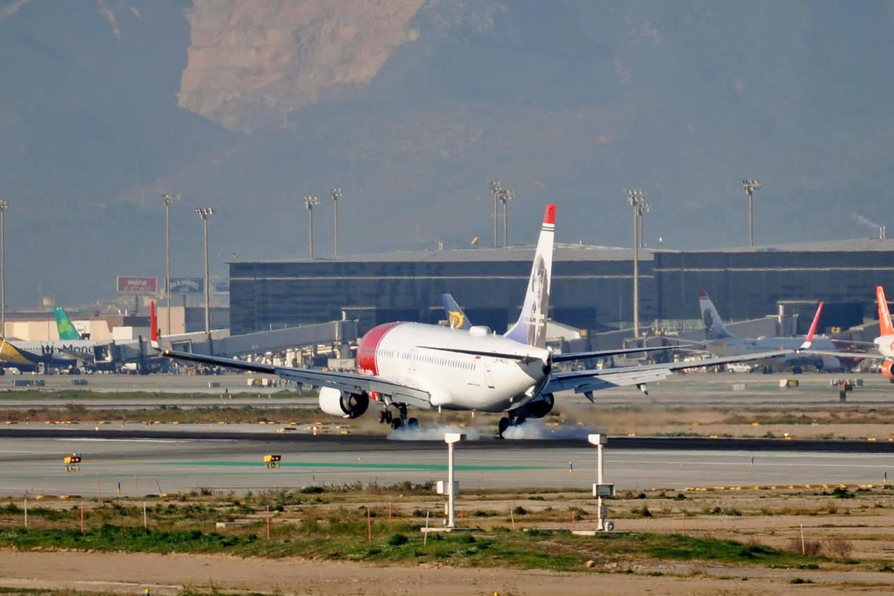El aeropuerto de Barcelona continua con resultados de récord durante 2017