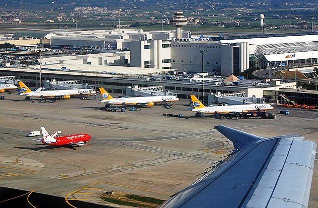 Este verano de 2017 se superarán los 30 millones de pasajeros en Mallorca