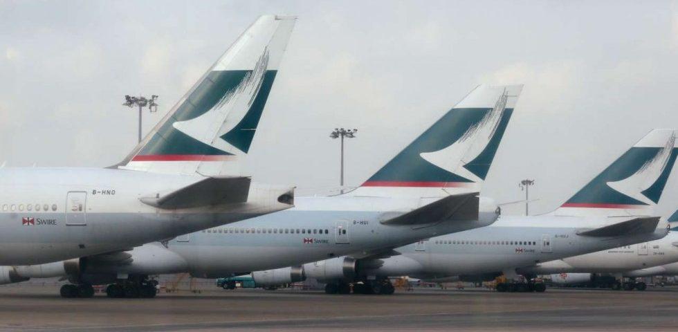 El aeropuerto de Barcelona quiere hacer regular el vuelo a Hong Kong de Cathay Pacific este 2017