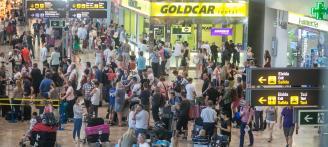 El aeropuerto de Alicante rondará los 13 millones de pasajeros en verano de 2017