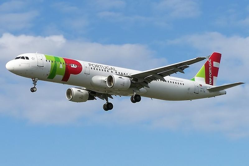 La compañía aérea TAP aumenta sus vuelos en Valencia durante verano de 2017