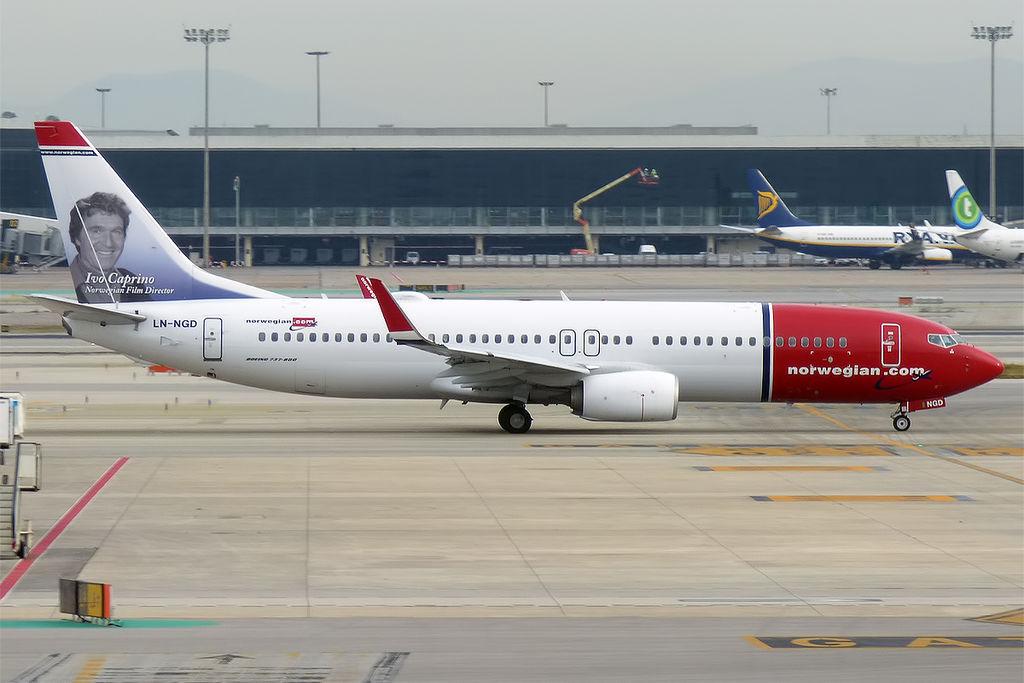 Nueva ruta de la compañía Norwegian, que conecta Los Ángeles y Barcelona