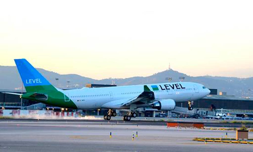 Emirates cumple cinco años en el aeropuerto de Barcelona